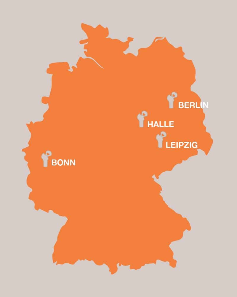 OsteoPro Osteoporose Spezialpraxis Berlin Charlottenburg & Friedenau, Bonn, Halle und Leipzig Grünau & Zentrum